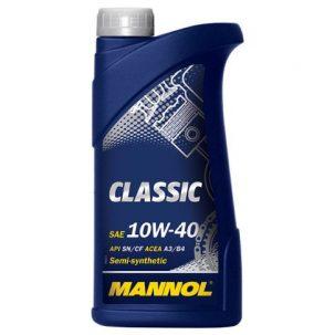 mannol 10w401l